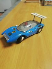 Prefo Autorennbahn Ferrari P5 Taubenblau
