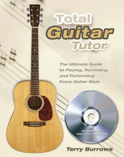 Total Guitar Tutor Book with CD by Terry Burrows