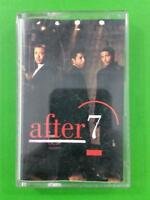 AFTER 7 s/t 91061 4 Cassette Tape