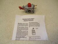 NEW Carb Carburetor OEM Genuine Poulan 545081857 Trimmer BVM200FE Blowers
