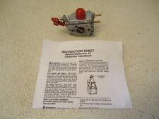 NEW Carb Carburetor OEM Poulan 545081857 Trimmer BVM200FE Blowers