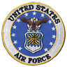 Patche écusson US Air Force USAF thermocollant hotfix patch armée brodé