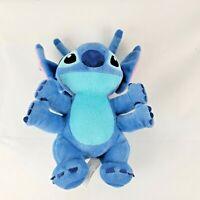"Disney Parks Lilo and Stitch Four Arm Experiment 626 Stitch Plush Doll Toy 10"""