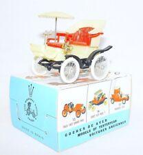 Guisval Spain 1:43 PEUGEOT VICTORIA 1898 Oldtimer Plastic Model Car MIB`76 RARE!