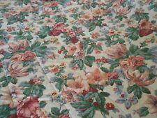 Waverly Floral Queen size Comforter 2 Pillow Shams