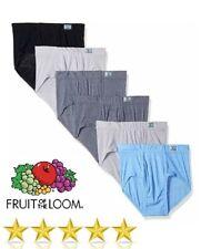 Fruit of the Loom Men's Beyond Soft Fashion Briefs (6, 12 & 18 Value Packs)
