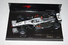 Minichamps F1 1/43 McLaren Mercedes MP4/17 David Coulthard-West Team Edition
