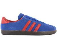 adidas Originals Spiritus Spezial Sneaker Leder Schuhe Retro Turnschuhe CG2922