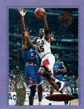 1994-95 Upper Deck SP Championship Series He's Back Michael Jordan #41