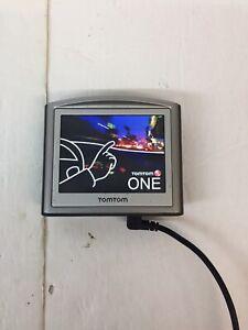 TomTom One 3rd Edition N14644 GPS 1GB W/ Cigarette Lighter Adaptor