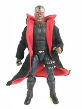 PP-LTC-BR: 1/12 Scale Black Red Wired Coat for Marvel Legends Blade (No Figure)