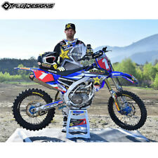 YAMAHA. YZ250F YZ400 426F 98-02 ROCKSTAR   GRAPHIC STICKER  KIT
