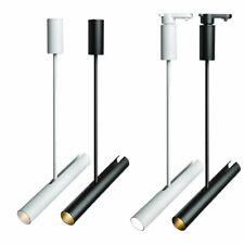 Ceiling Rail Track Led Lighting Aluminum Light Spotlights Replace Halogen Lamps