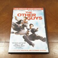 The Other Guys (The Unrated Other Edition) - DVD - VERY GOOD
