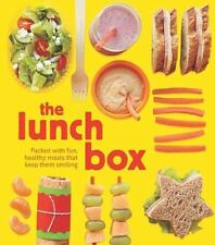 The Lunch Box: Packed with Fun, Healthy Meals that Keep them Smiling-ExLibrary
