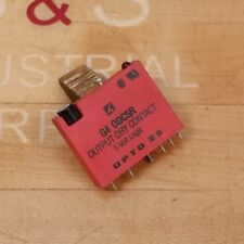 Opto 22 G4 Odc5R Output Dry Contact 5 Volt Logic Module - Used