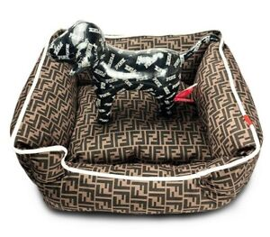 Designer Pet Dog Bed Mat Kitten Puppy Soft Cushion Blanket Washable  S M L