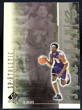 1999-00 Upper Deck SP Authentic Athletic Kobe Bryant #A8 Lakers