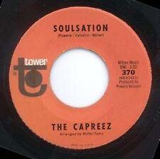 LATIN / MOD 45 - THE CAPREEZ - SOULSATION - TOWER LABEL