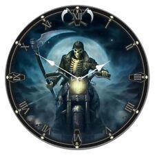 Hell rider - Horloge squelette motard - James Ryman