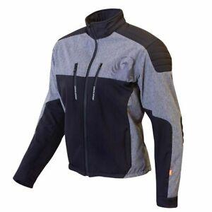 Lightweight Motorcycle Jacket > Merlin Reflex Softshell DuPont Aramid