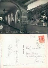 SCANNO m. 1050 - LAGO E SANTUARIO MADONNA DEL LAGO        (rif.fg.6591)
