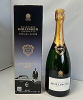 Bollinger Special Cuvee Brut Limited James Bond 007 Edition