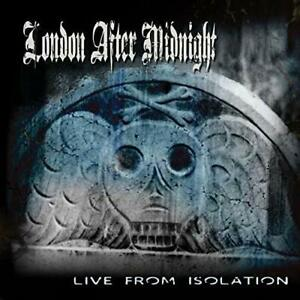 LONDON AFTER MIDNIGHT-LIVE FROM ISOLATION (US IMPORT) CD NEW