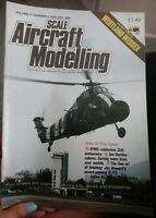 SCALE AIRCRAFT MODELLING  VOL.11  NUMBER 4  Jan 1989  MAG WESTLAND WESSEX
