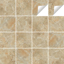 Marble Tile Stickers Transfers Kitchen Bathroom Various Sizes & Custom Size - M2