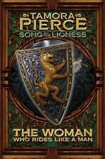 Song of the Lioness: The Woman Who Rides Like a Man 3 by Tamora Pierce (2014,...