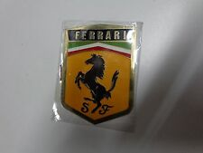 FERRARI METAL PLATE FOR DECORATION