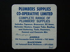 PLUMBERS SUPPLIES CO-OPERATIVE LIMITED ASHFIELD BLACKTOWN ARTARMON COASTER