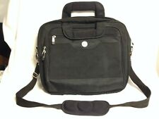 Dell 16 Inch Padded Shoulder Laptop Briefcase Bag 2 Compartment