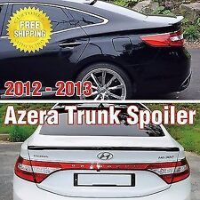 Painted Rear Trunk Spoiler lip type For HYUNDAI 2012 - 2017 AZERA / GRANDEUR HG
