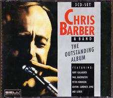 3CD-SET.CHRIS BARBER&BAND/ THE OUTSTANDING ALBUM.