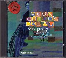 Michala PETRI: MOONCHILD'S DREAM Arnold Koppel Kulesha Holmboe Christiansen CD