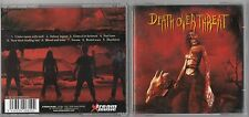 DEATH OVER THREAT - SANGRE CD 2009 IMPORT METAL