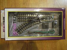 MTH 45-1003, O Scale, ScaleTrax O-31 Left Hand Switch