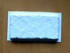 """Concrete Paver Molds (10) Make 6x12x1.5"""" Cobblestones, Pavers or Tile, Fast Ship"""
