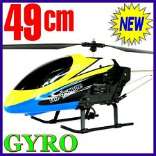 RC 3 GYRO New Remote Control Helicopter 3.5CH BIG not mini xMas Christmas YW+BU