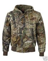 DRI DUCK Realtree XTRA Hooded Camo Camouflage Work Jacket 5020 S-6XL & Tall