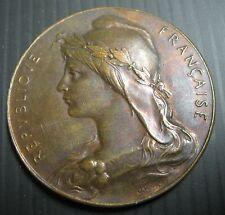 Médaille Buste de Marianne - Non attribuée - 46 mm