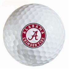 Alabama Crimson Tide Titleist ProV1 Refinished NCAA Golf Balls 12 pack