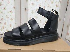 DR. MARTENS Men's CLARISSA II Shoes Sandal 100% Authentic