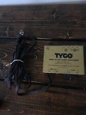 vintage Tyco Model No. 899B HO Hobby Transformer