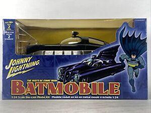 Johnny Lightning 6903 1950's DC Comics Batmobile Metal Model Kit 1/24 Batman