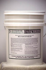 50 Pounds RX-2 Concentrate Concrete Skim Coating Repair with Built in Sealer