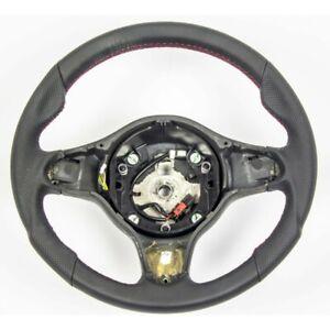 Neubeziehen Lederlenkrad Lenkrad Leder Alfa Romeo 159 Brera Sport TI 373-1