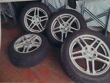 Winterkompletträder Barum Reifen Dezent Rb Felgen 205/55 R16, 7,5 x 16 H2ET 35